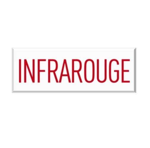 INFRAROUGE #DULIKEL BY FLEUR MICHELS #AIR FRANCE